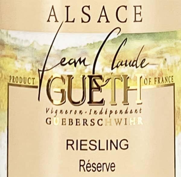 riesling reserve 2018 etiquette signature2 gueth web