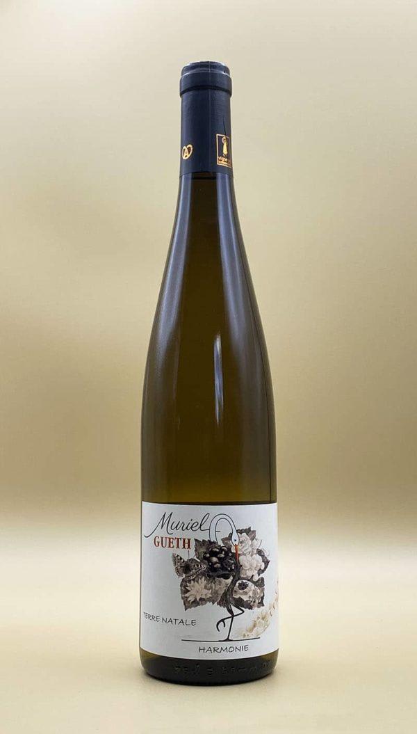 bottle harmony wine alsace domaine gueth gueberschwihr
