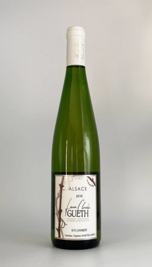 bouteille sylvaner vieilles vignes 2016 vin alsace domaine gueth gueberschwihr