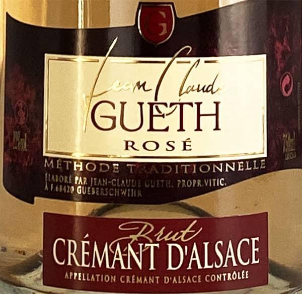 cremant blanc rose etiquette signature gueth web