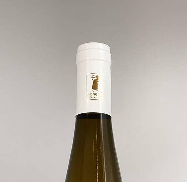Flaschenhals gewurztraminer Reserve 2018 Wein Elsass Domaine Gueth gueberschwihr