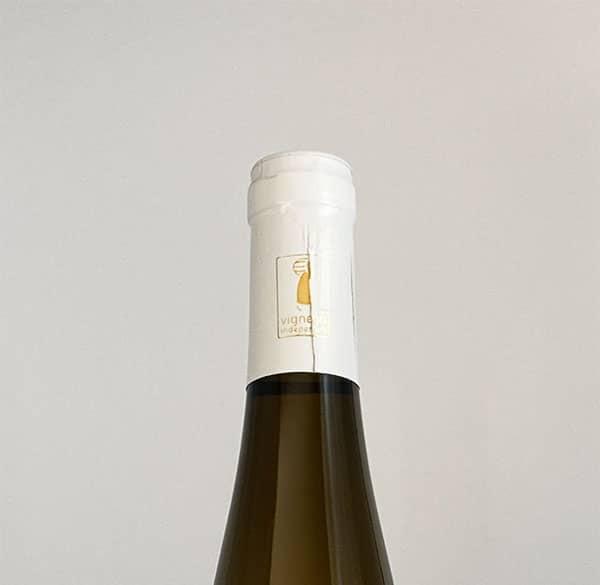 goulot pinot blanc vieilles vignes 2017 vin alsace domaine gueth gueberschwihr
