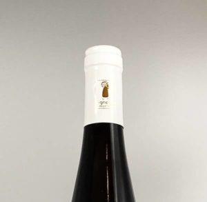 goulot bouteille pinot noir 2018 vin alsace domaine gueth gueberschwihr