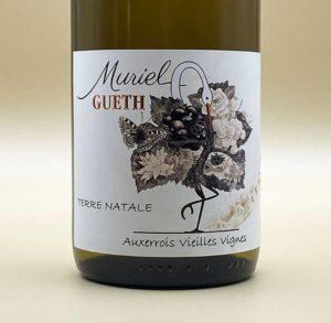etiquette pinot blanc auxerrois vieilles vignes 2018 vin alsace domaine gueth gueberschwihr guide hachette